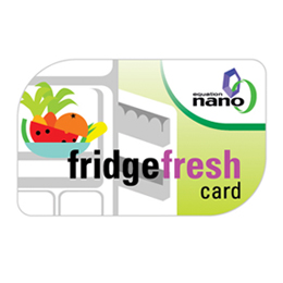 Fridge Fresh Card