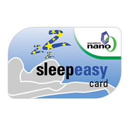 Sleep Easy Card